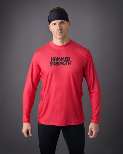 OCR Training Day – Men's Long Sleeve Semi-Fit Shirt