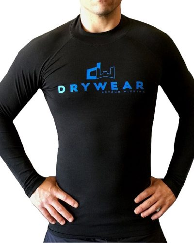 Drywear – Men's Long Sleeve Compression Shirt