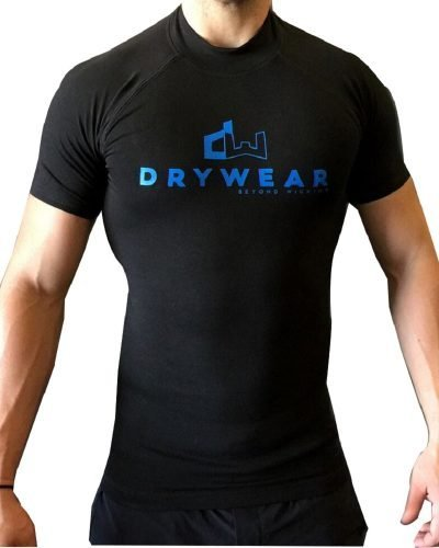 Drywear – Men's Short Sleeve Compression Shirt